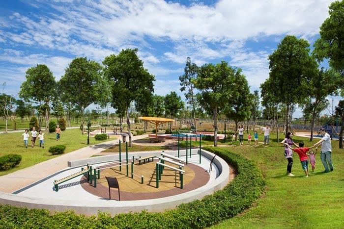 Tiện ích nội khu Thuận Đạo Residence