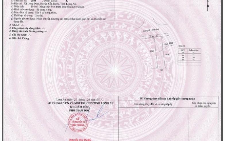 Sổ hồng Thuận Đạo Residence