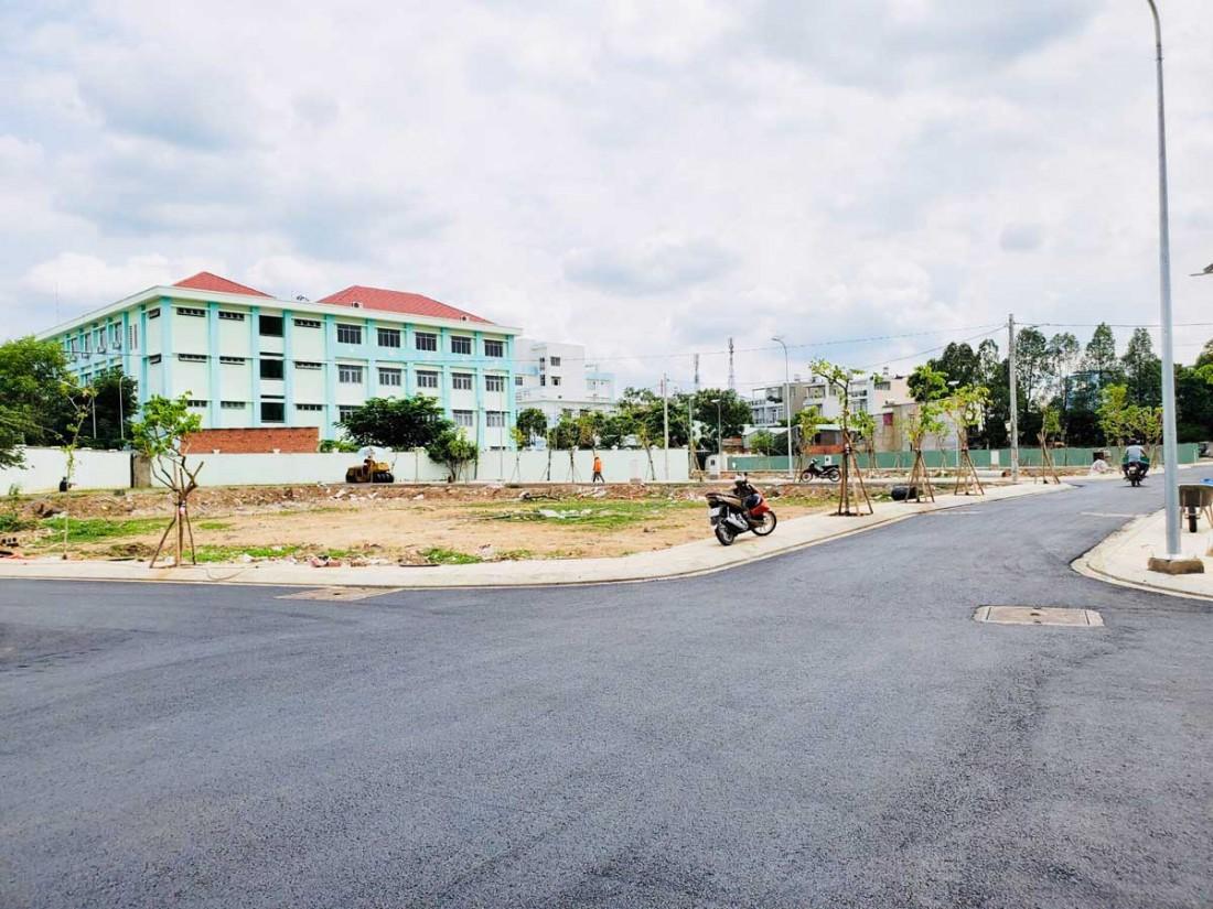 Hình ảnh thực tế Sài Gòn West Garden