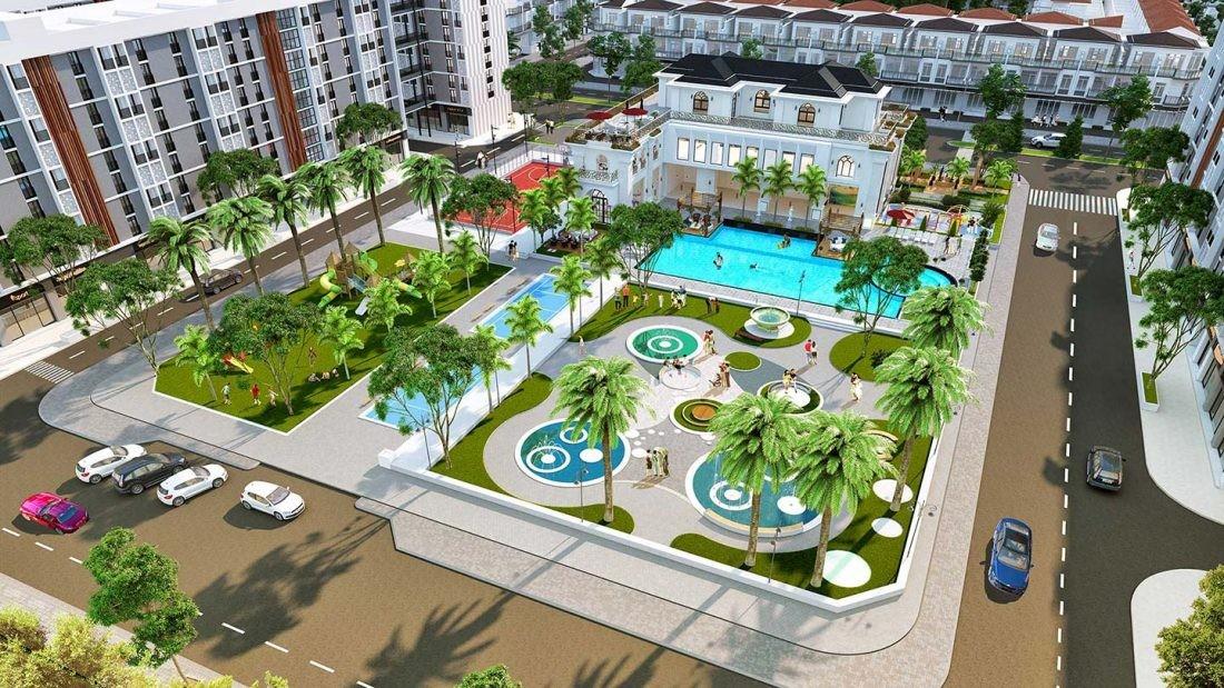 Dự án đầu tư Khu đô thị Phúc An City đẳng cấp 5 sao