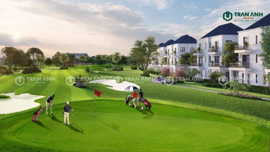 Tổng quan dự án West Lakes Golf Villas