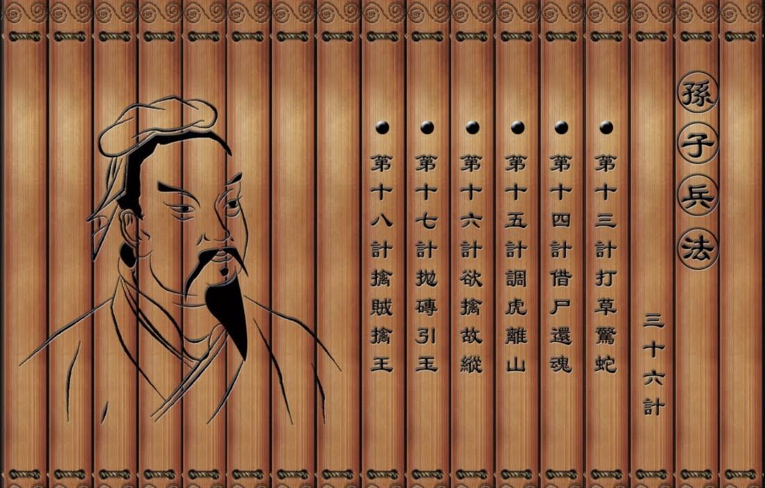 Binh Pháp Tôn Tử và 36 kế sách