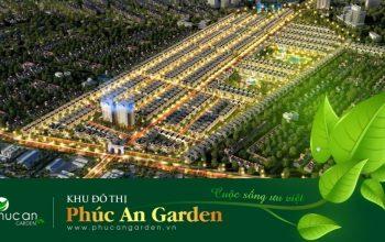 Khu đô thị Phúc An Garden