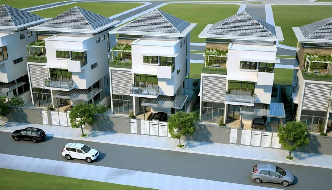 Mẫu thiết kế nhà La vida Residences