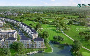 Giới thiệu sân golf West Lakes Golf & Villas
