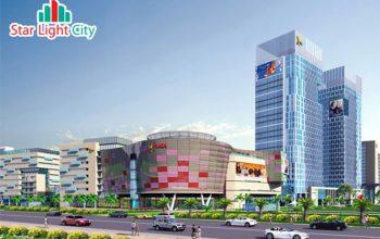 Cận cảnh trung tâm thương mại Starlight City