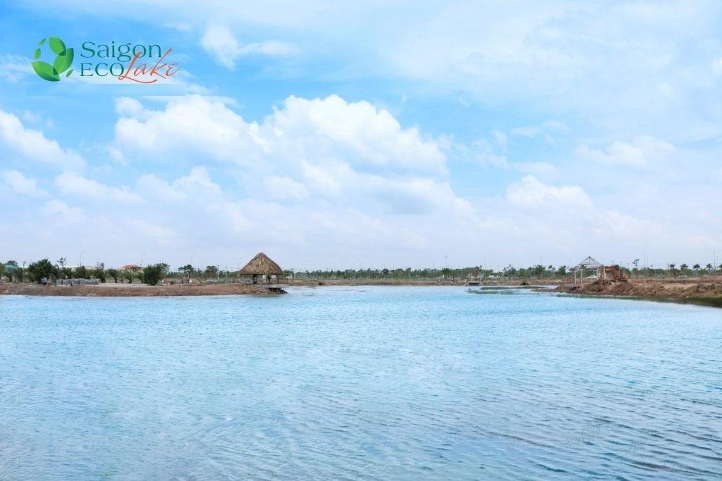 Đất nền dự án SaiGon Eco Lake