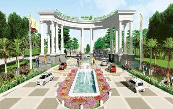 Khu đô thị sinh thái Five Star Eco City