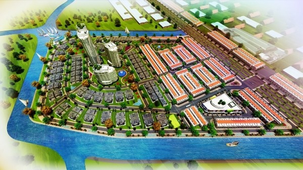Dự án khu đô thị Cát Tường Phú Thạnh