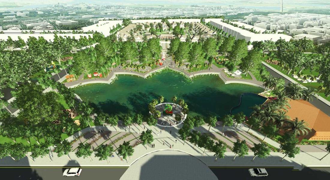 Tiện ích Five Star Eco City