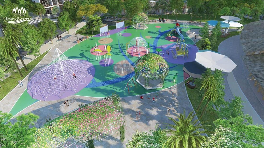 Tiện ích dự án Saigon River Park