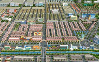 Khu đô thị thương mại dịch vụ Golden Center City.