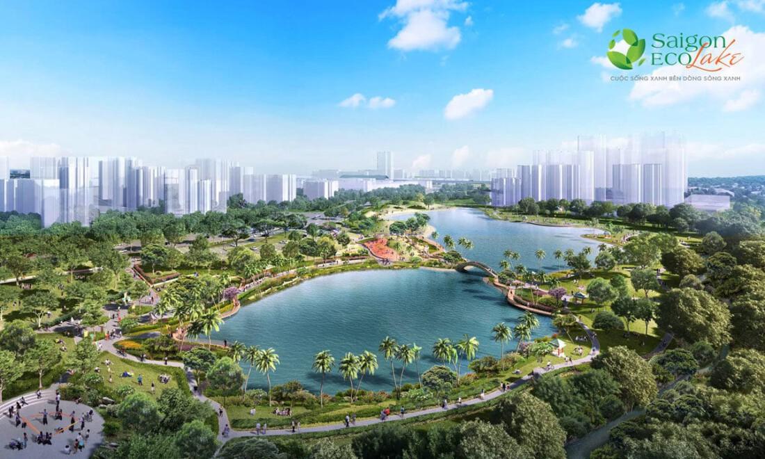 Tổng quan Dự án Sài Gòn Eco Lake