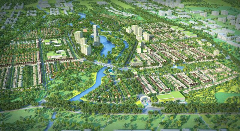 Chuyển nhượng các sản phẩm Five Star Eco City giá tốt quí 4 năm 2021