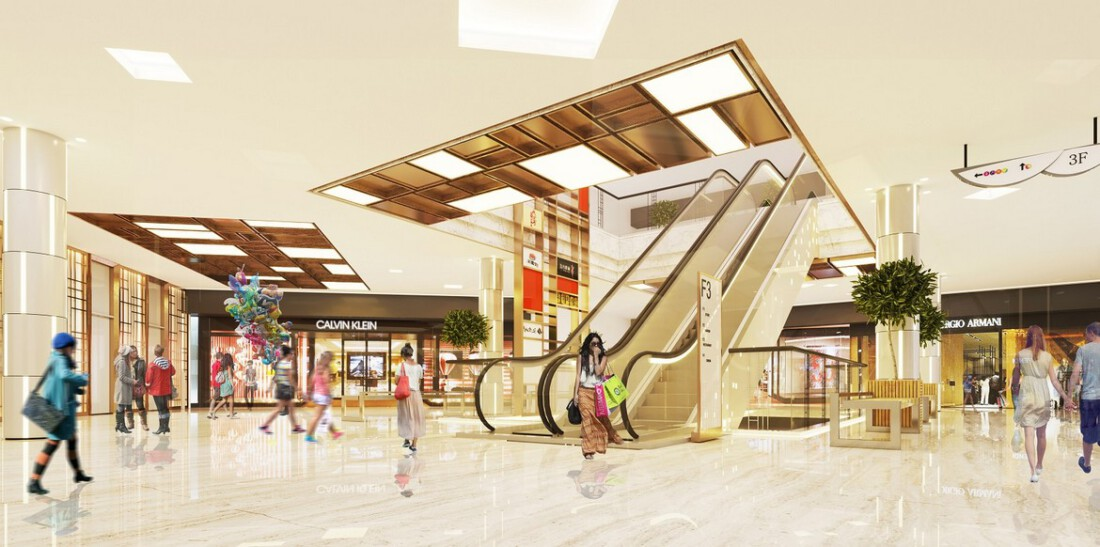 Trung tâm thương mại Phòng họp, tổ chức các hoạt động cộng đồng