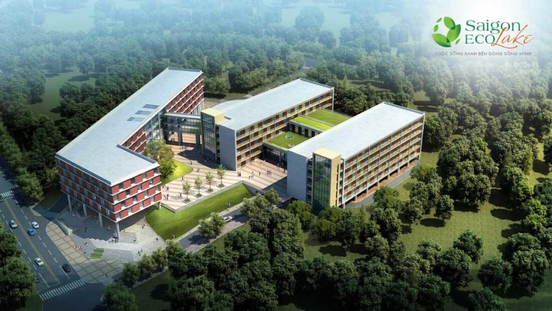 Trường tiểu học Dự án Sài Gòn Eco Lake