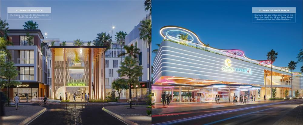 Thiết kế Meyhomes Capital Phú Quốc