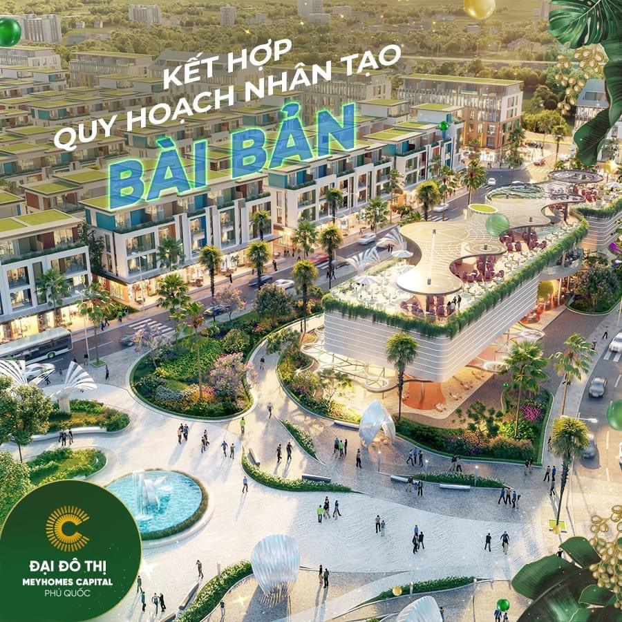 tiện ích Meyhomes Capital Phú Quốc