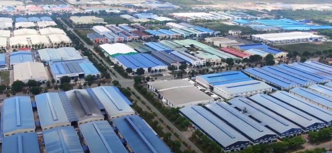 Tiến độ khu công nghiệp Trần Anh Tân Phú