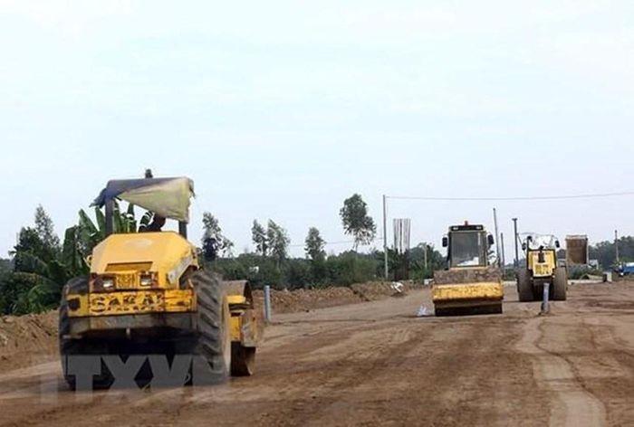 xây dựng đường kết nối Long An với TP.HCM