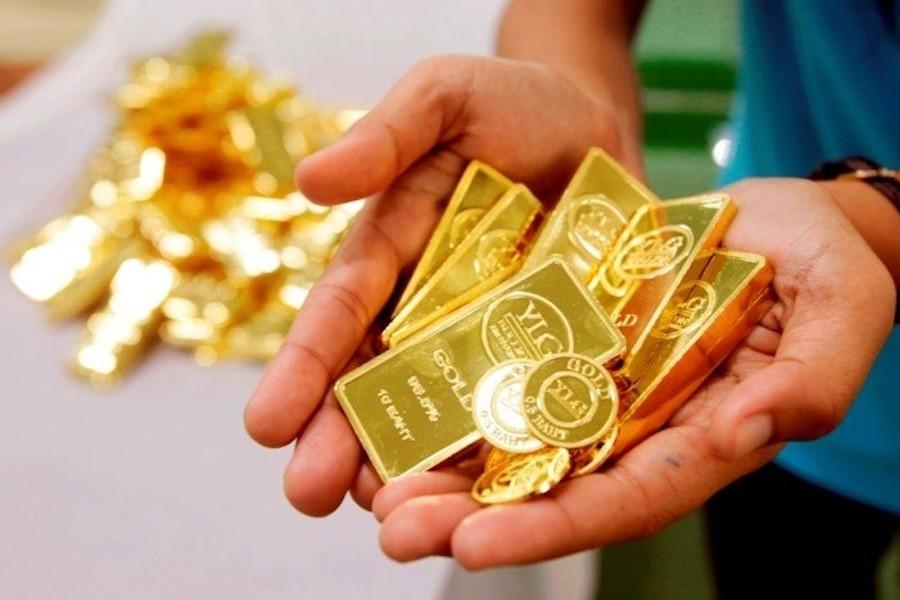 Tình hình vàng ở thời điểm hiện nay ra sao?