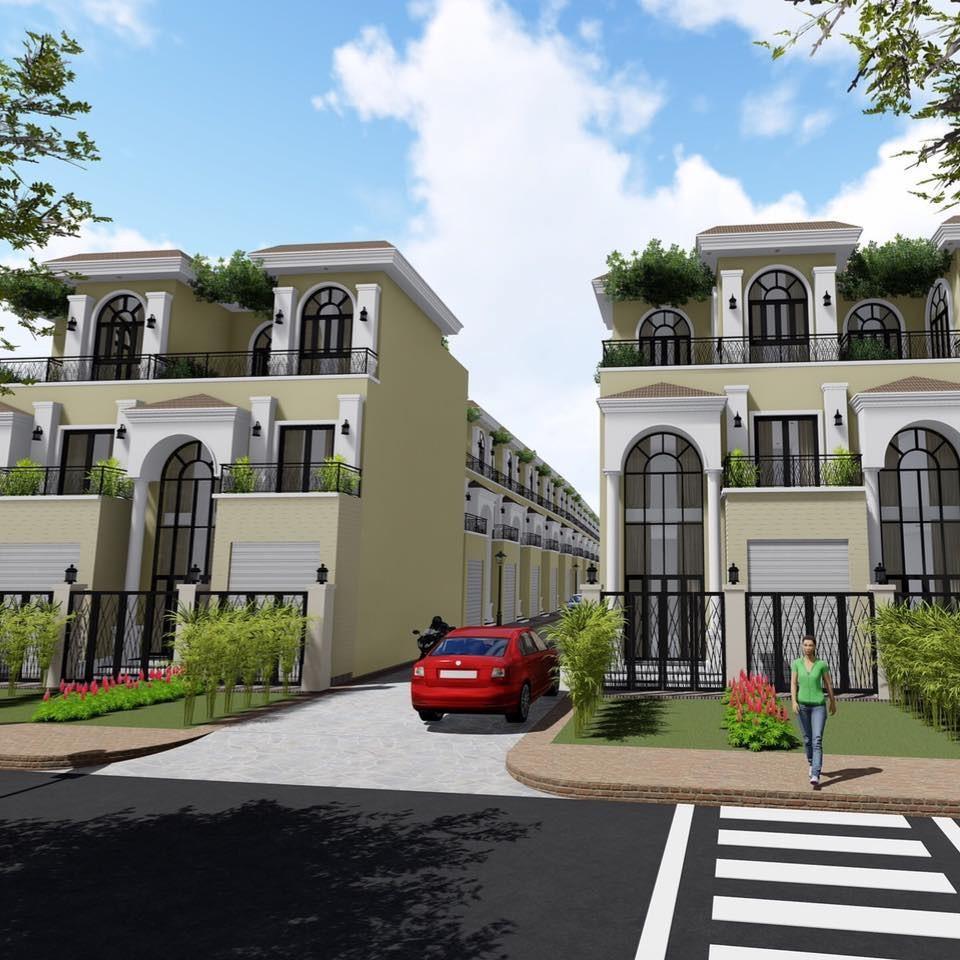 Khu dân cư EZ Home Tiền Giang