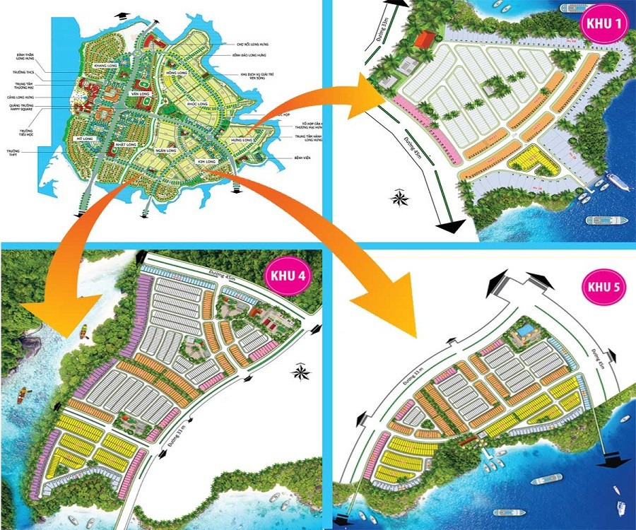 mat bang long hung city