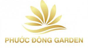 logo phước đông garden