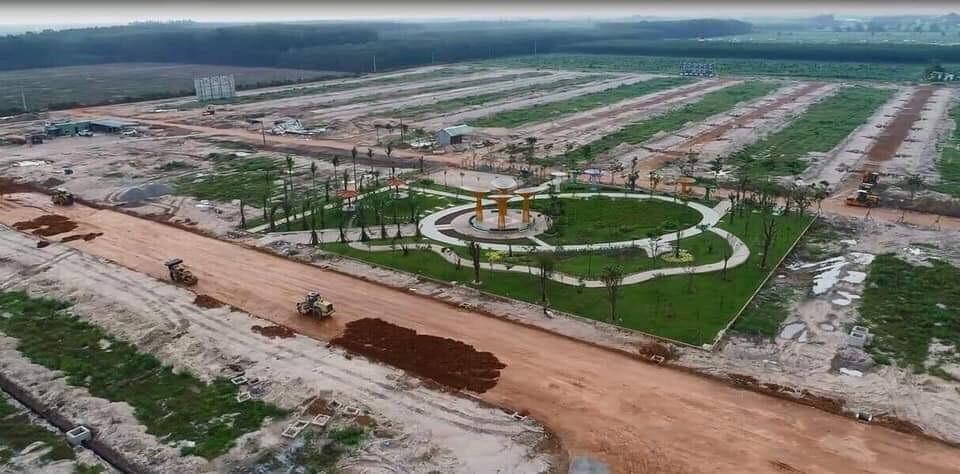 Diện tích đất tại Đức Phát 3 đã được quy hoạch
