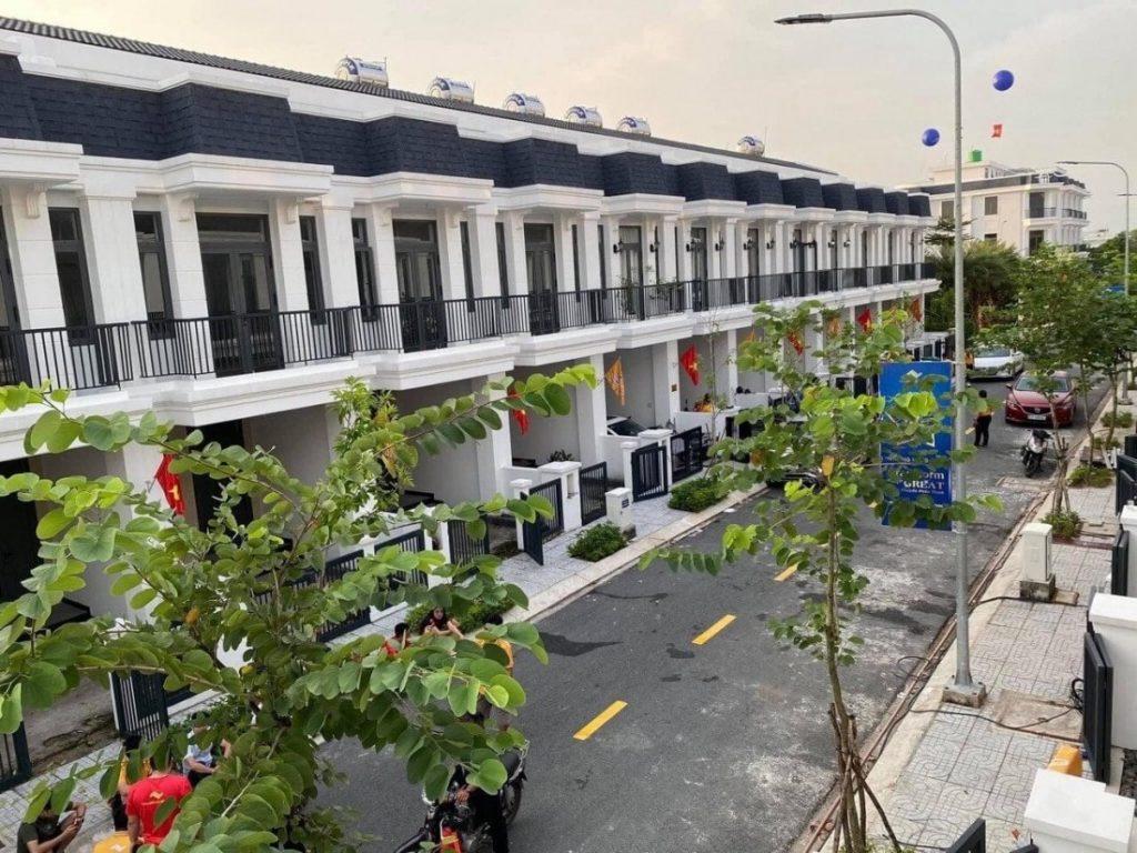 Phước Đông Garden 2021