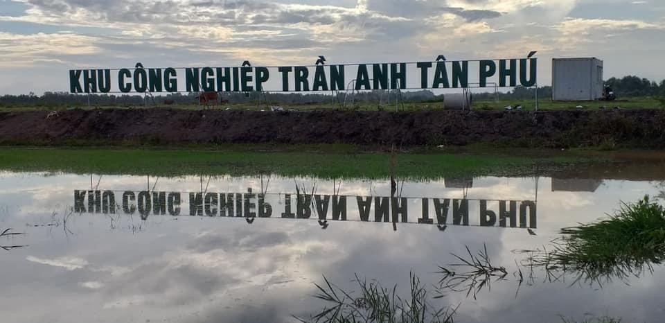 KCN Trần Anh Tân Phú