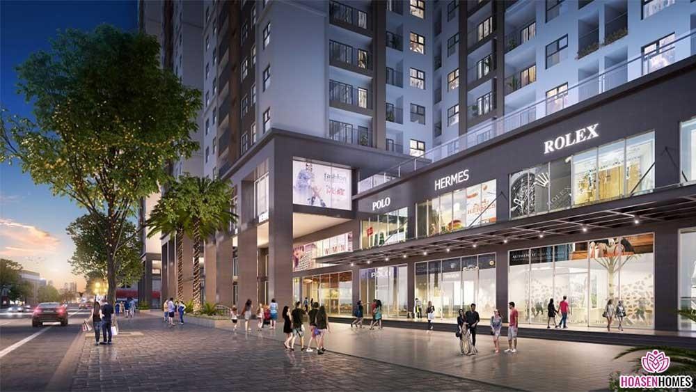 Trung tâm mua sắm Eco Smart City