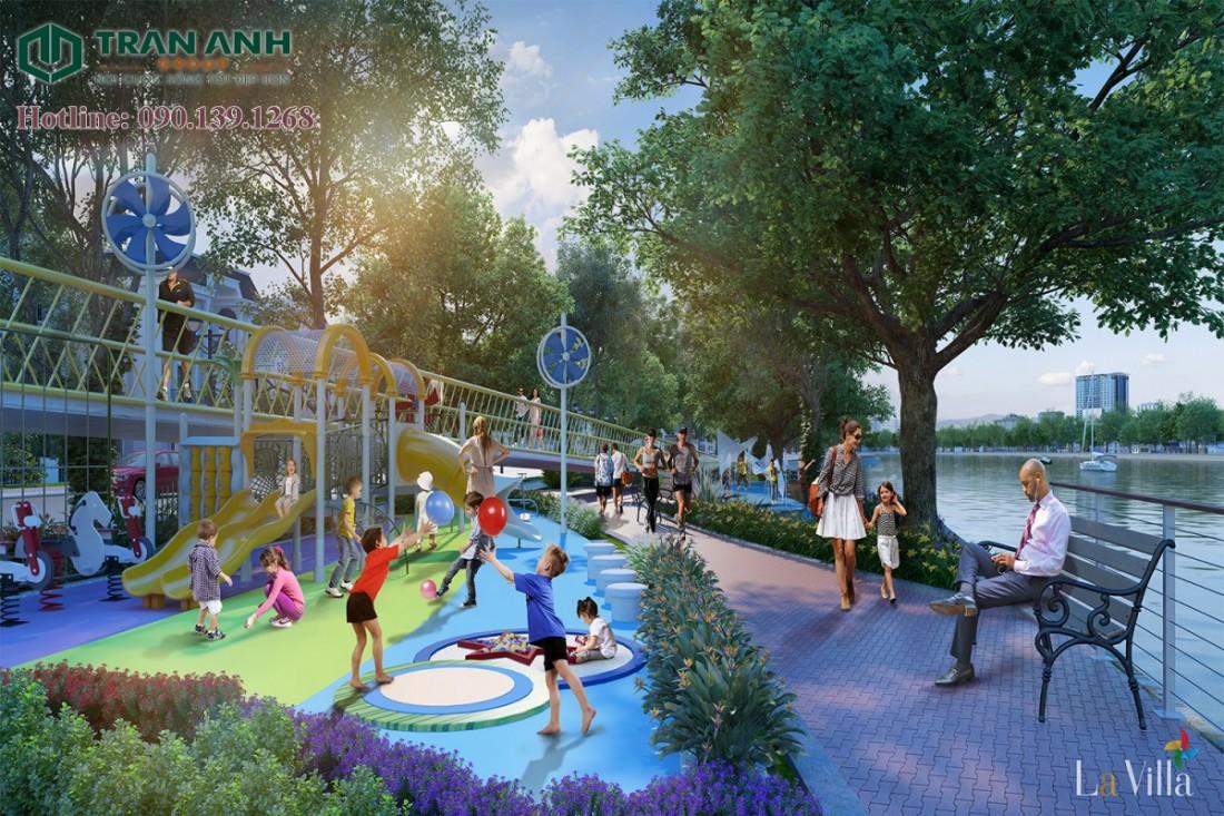 công viên dự án Lavilla Green City