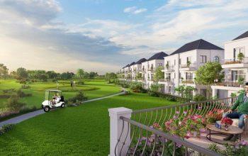 Biệt thự sân golf - xu hướng mới của giới nhà giàu ưa chuộng