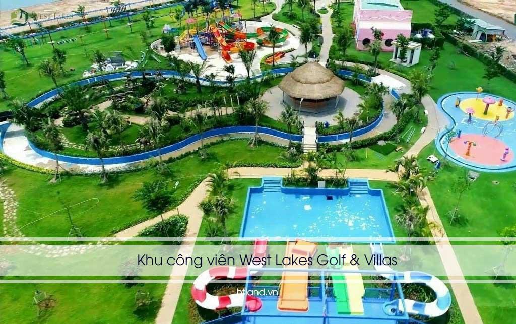 Tiện ích nội khu Lakes Golf & Villas