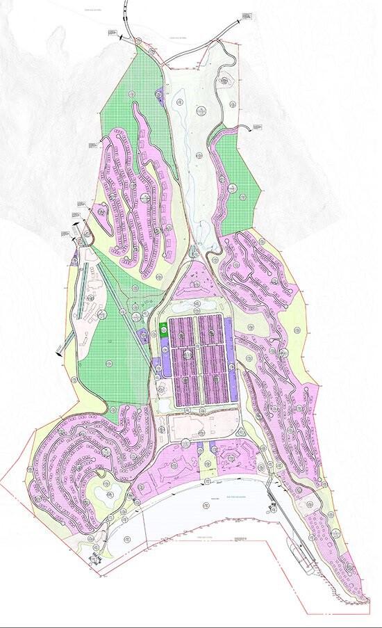 mặt bằng dự án hải giang merry land