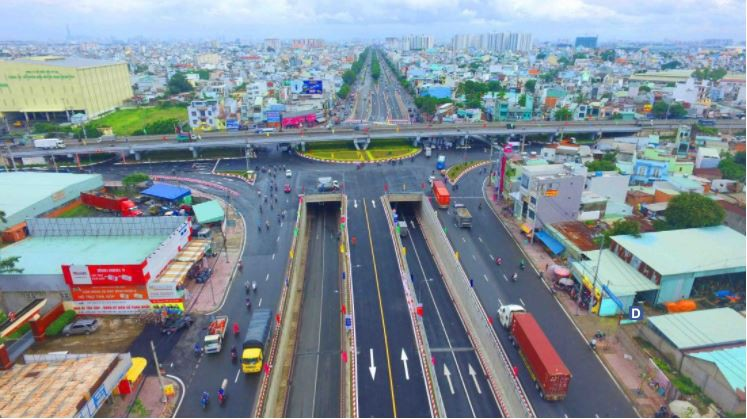 Hạ tầng giao thông khu Tây TP.HCM được đầu tư hàng nghìn tỷ đồng