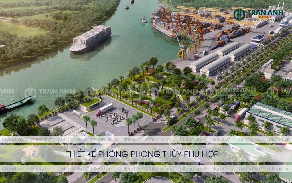 Có nên đầu tư vào KCN Trần Anh Tân Phú?