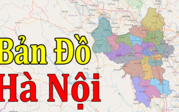 Bản đồ tp Hà Nội