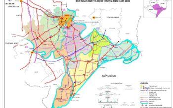 Định hướng quy hoạch giao thông thành phố Nam Định
