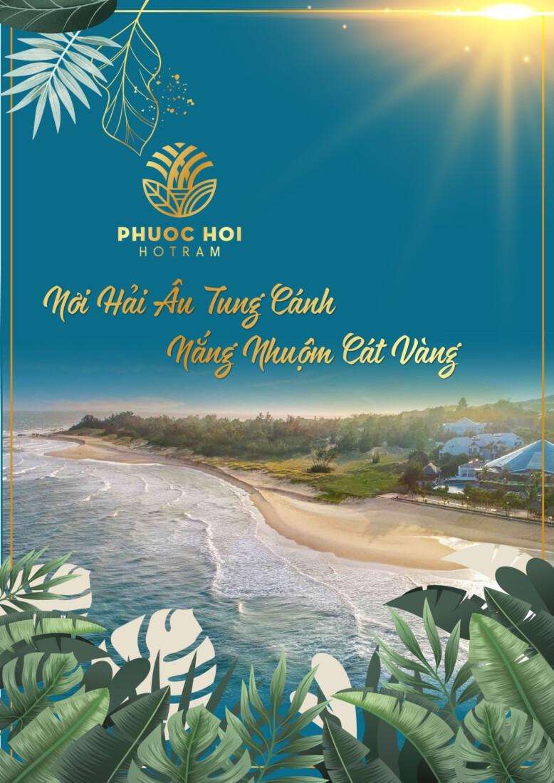 Dự án Phước Hội Hồ Tràm