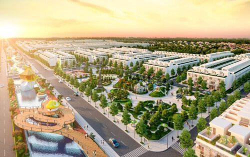 Dự án Solar City Trần Anh