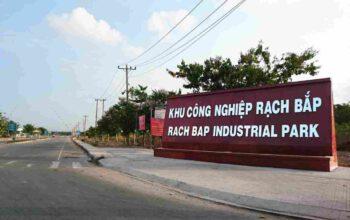 Khu công nghiệp Rạch Bắp Bình Dương