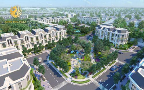Dự án Long Phú Villa
