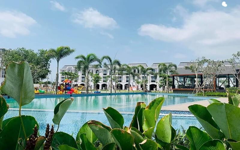 Tiện ích Solar City Trần Anh