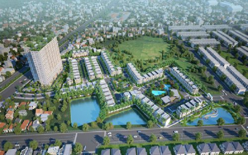 Tổng quan dự án Long Phú Villa