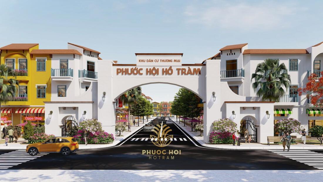 Tổng quan dự án Phước Hội Hồ Tràm