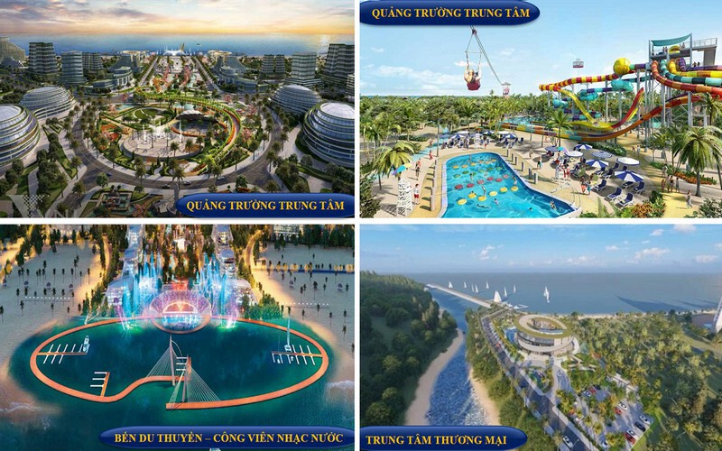 Tiện ích dự án Hải Giang Merry Land