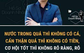 van-menh-la-ket-qua-cua-hanh-dong