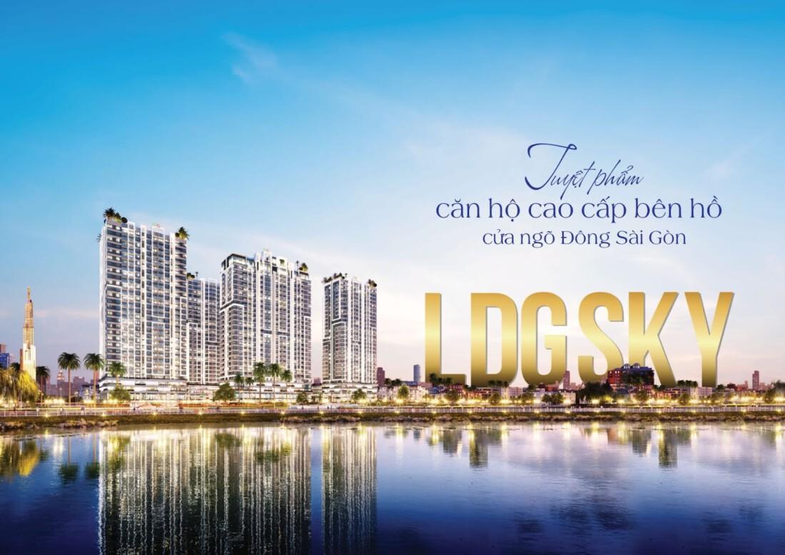 Căn hộ cao cấp của ngõ Đông Sài Gòn LDG Sky